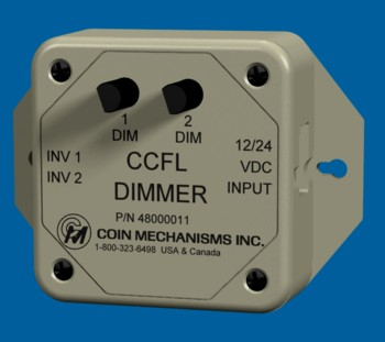 CCFL Dimmer Lighting Controller