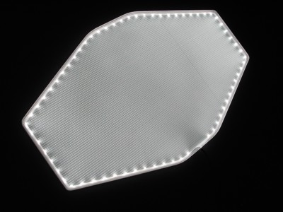 LED Edge Lit Panels