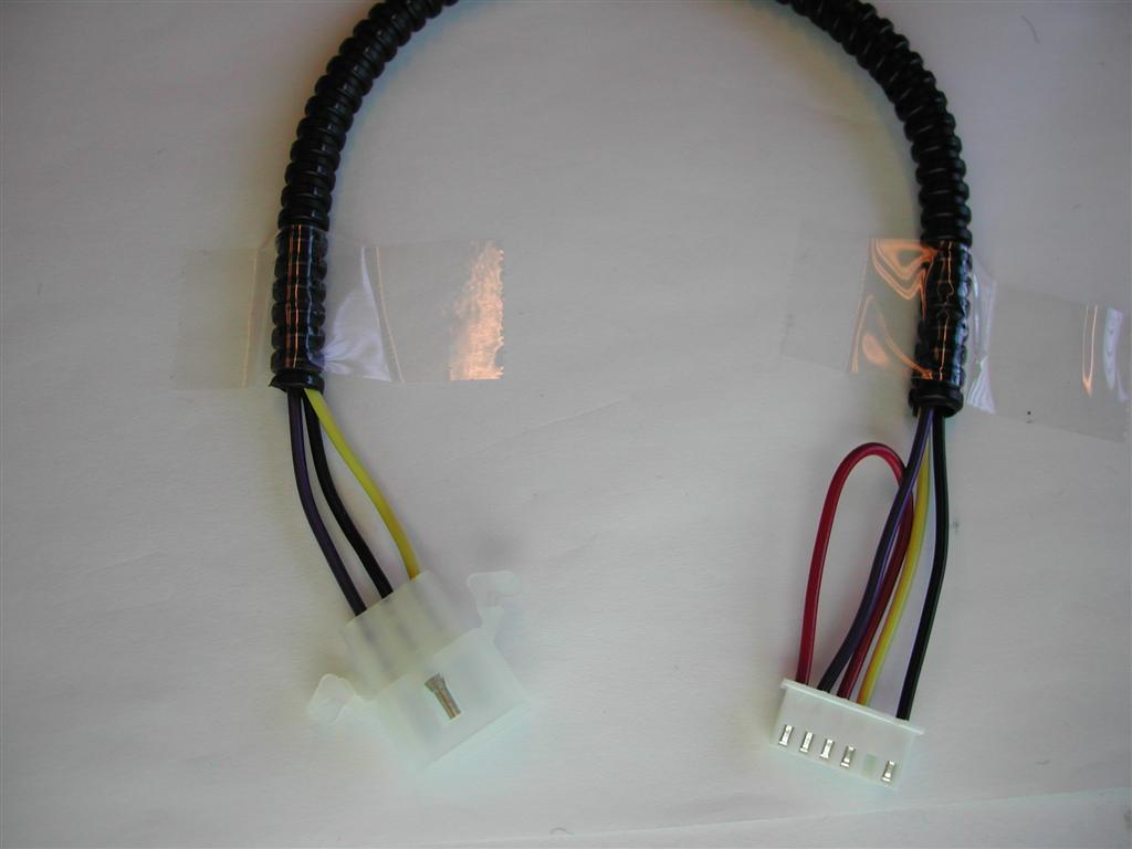 Welcome To Coin Mechanisms 3 Pin Wire Harness This Has A 6 Jst Connector On One End And Molex The Other